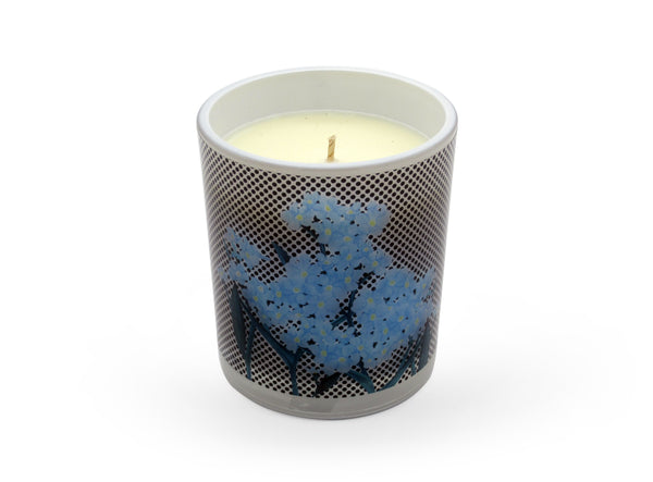 Elderflower & Coconut Candle by Lisa & Alex. Creamy and Dreamy. Blended with Mandarin, Magnolia, Jasmine, Coconut, Orange Flower, White Musk, Vanilla and of course beautiful Elderflower. This blend lightens your mood. As night begins to fall light up the flame and bask in its beauty. Enjoy the moment!