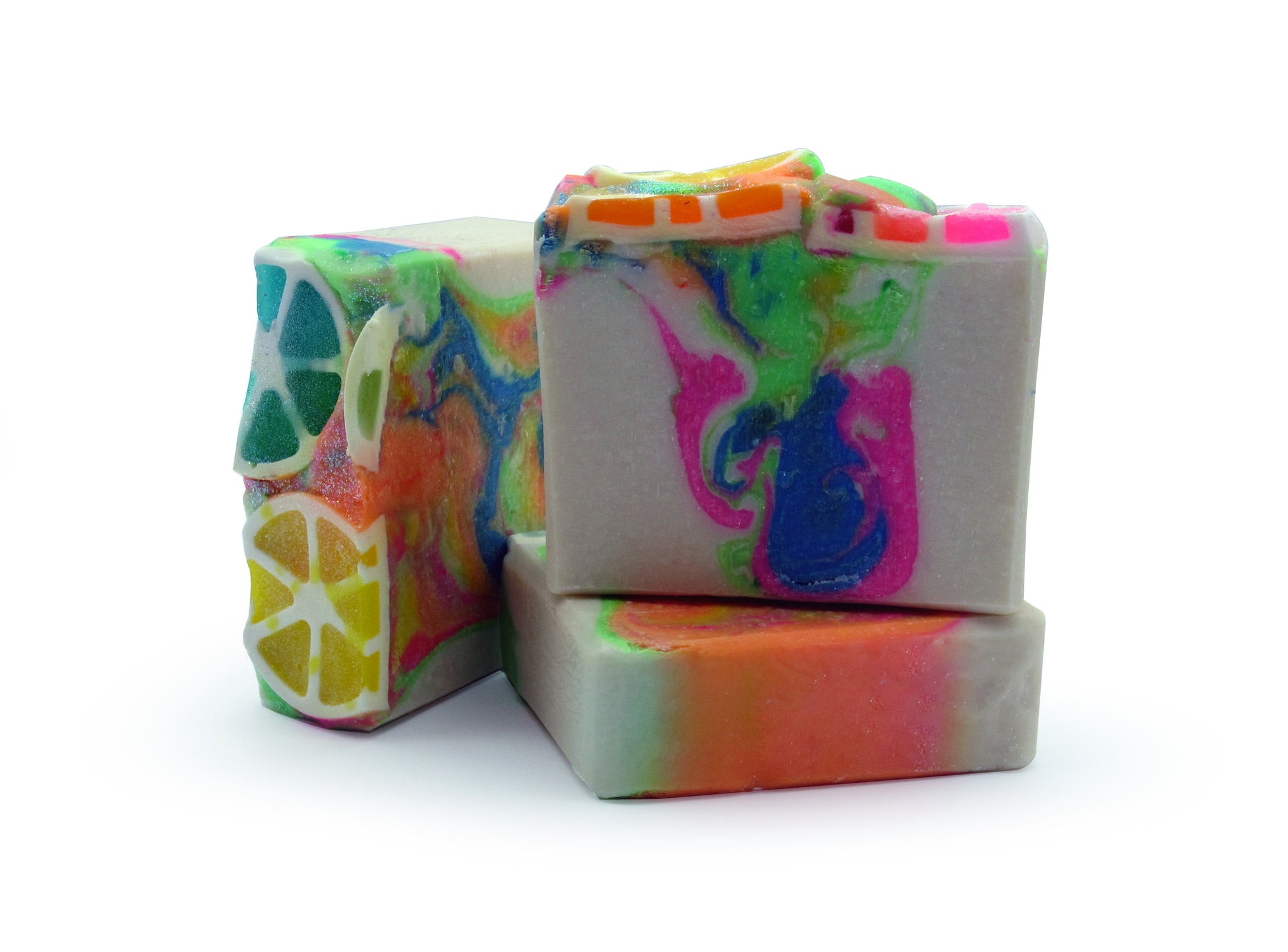 Lisa & Alex Tropical Sorbet Artisan Goat Milk Soap