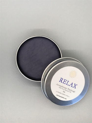 Relax Aromatherapy Playdough