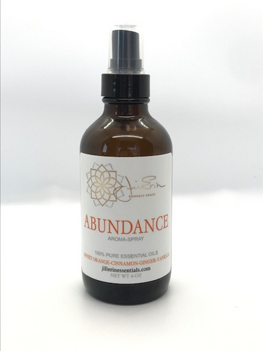 Abundance - Essential Oil Aroma Spray