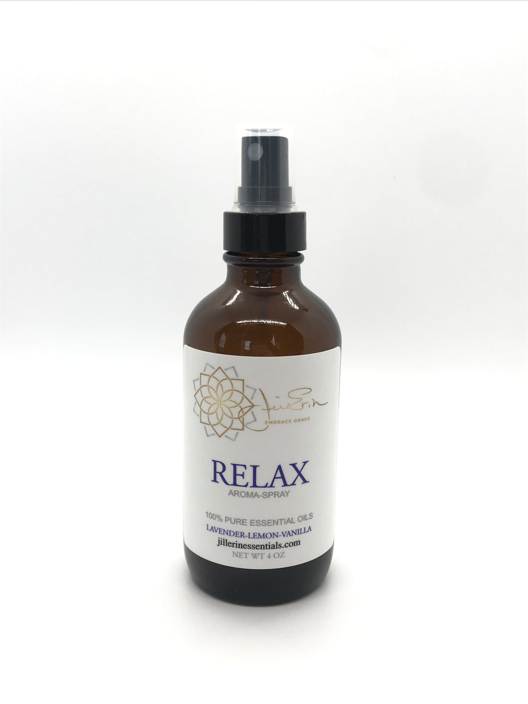 Relax - Essential Oil Aroma Spray