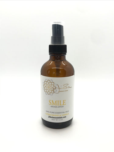 Smile Aromatherapy Spray