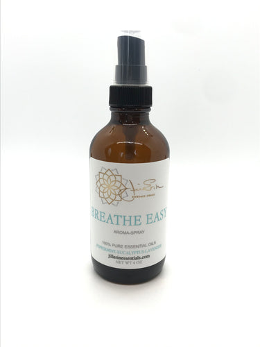 Breathe Easy - Essential Oil Aroma Spray