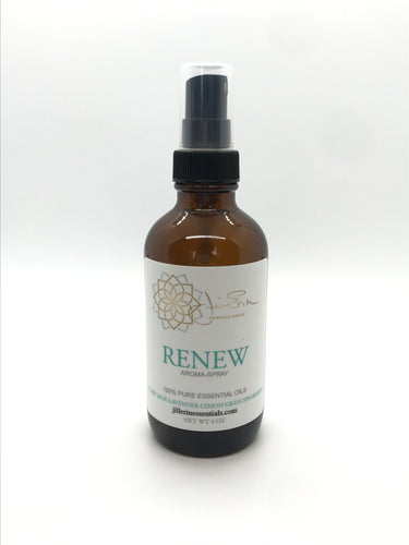 Renew - Essential Oil Aroma Spray