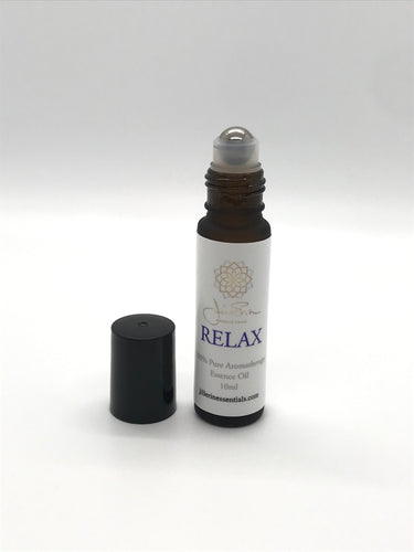 Relax - Aromatherapy Essential Oil Roller
