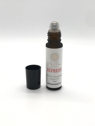 Refresh - Aromatherapy Essential Oil Roller