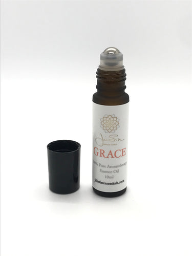 Grace - Aromatherapy Essential Oil Roller