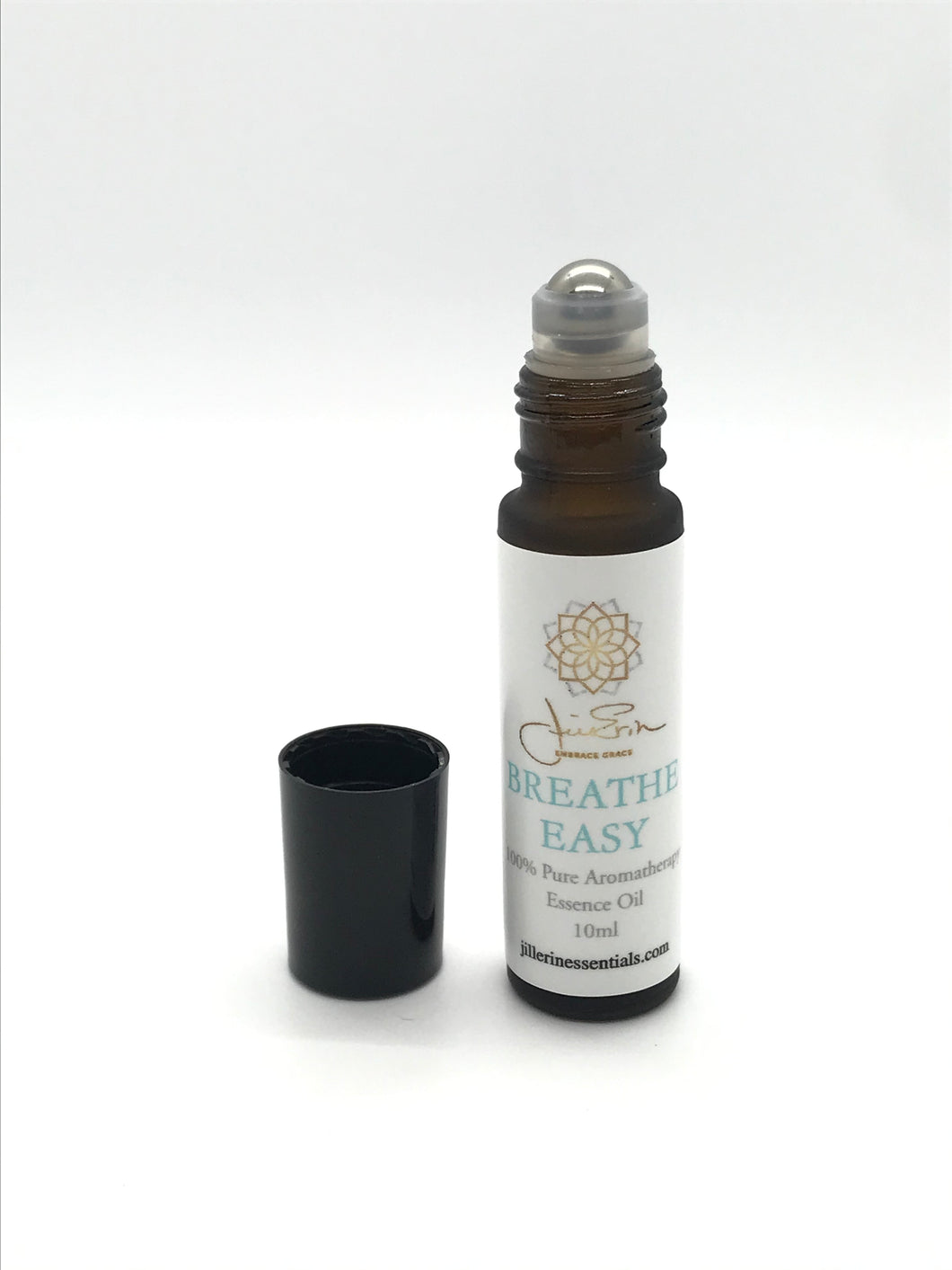 Breathe Easy Aromatherapy Essential Oil Roller