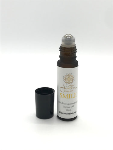 Smile -  Aromatherapy Essential Oil Roller