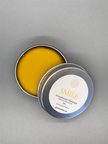 Smile Aromatherapy Playdough