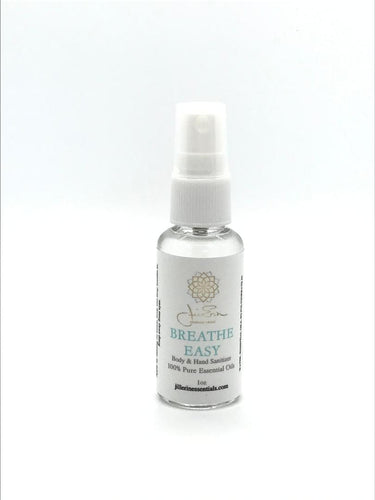 Breathe Easy - Sanitizer Spray