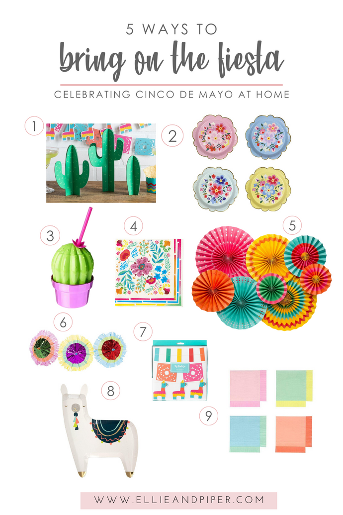 5 Ways To Bring On The Fiesta