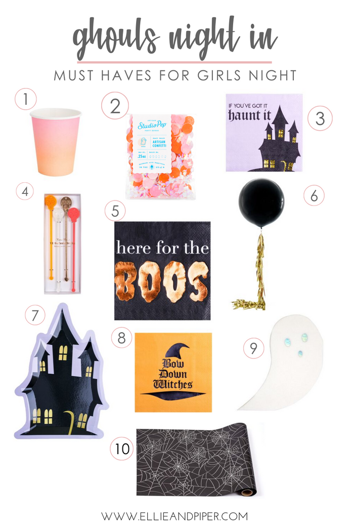 The Best Halloween Party Inspiration