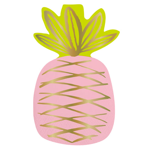 Pineapple Napkin Ellie & Piper Party Boutique