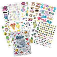 1000+ Ridiculously Cute Sticker Book - Ellie and Piper