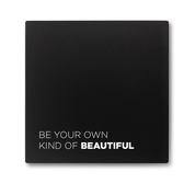 Be Your Own Kind of Beautiful Make Up Compact Mirror