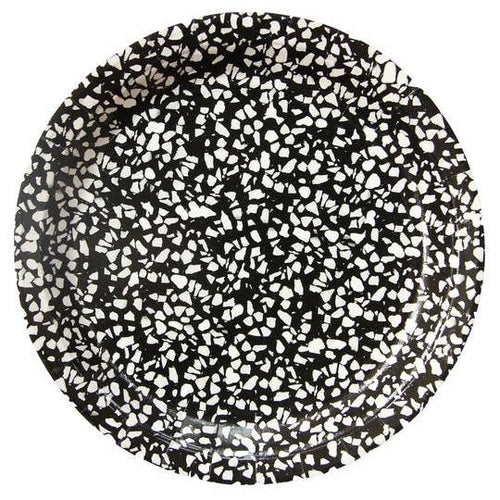 Art School Speckle Large Paper Plates - Ellie and Piper