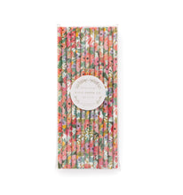 Garden Party Straws - Ellie and Piper