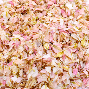 Blushing Pink Flower Confetti - Ellie and Piper