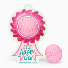 Best Mom Ever Award Ribbon Clamshell Bath Bomb - Ellie and Piper