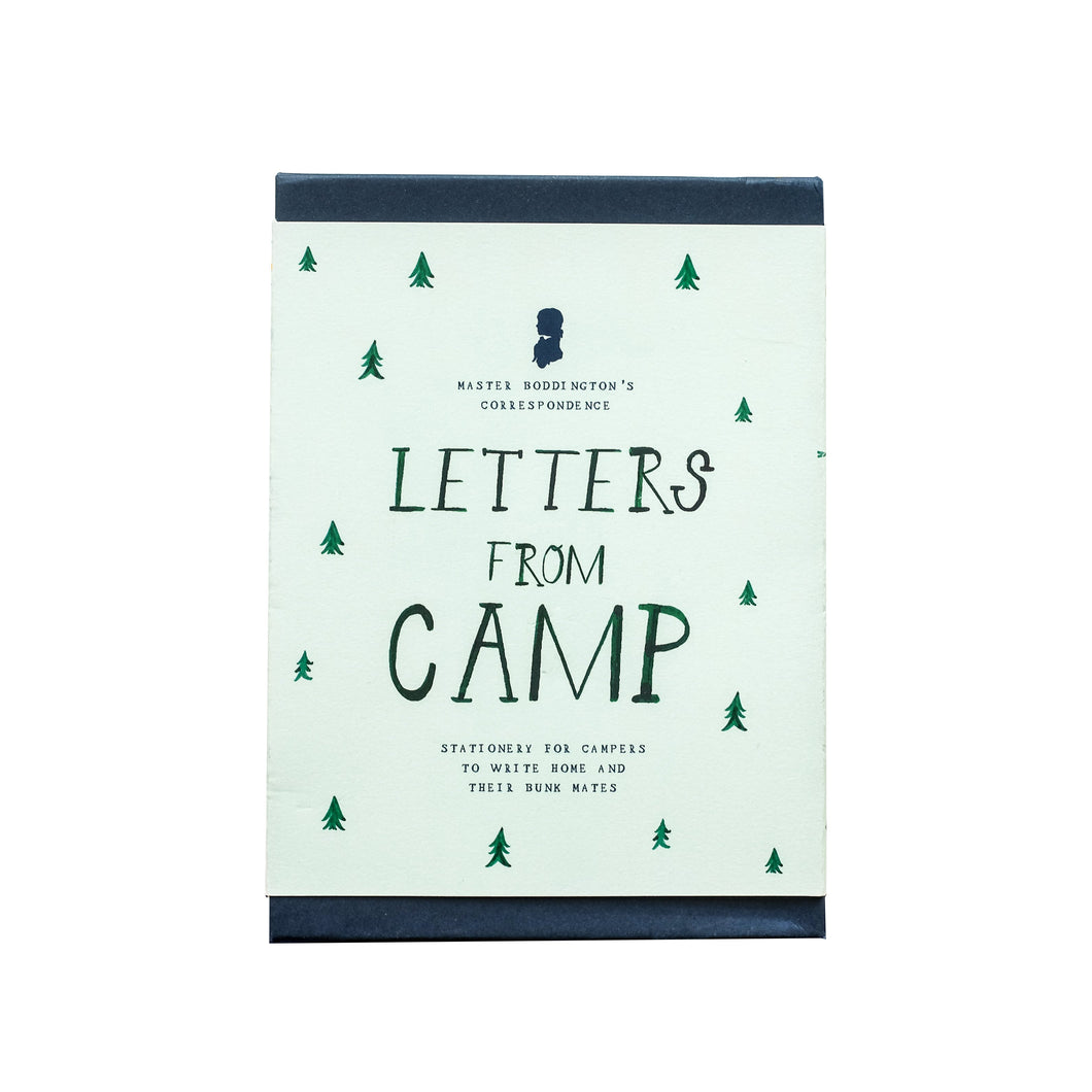 Letters From Camp - Writing Kit - Ellie and Piper