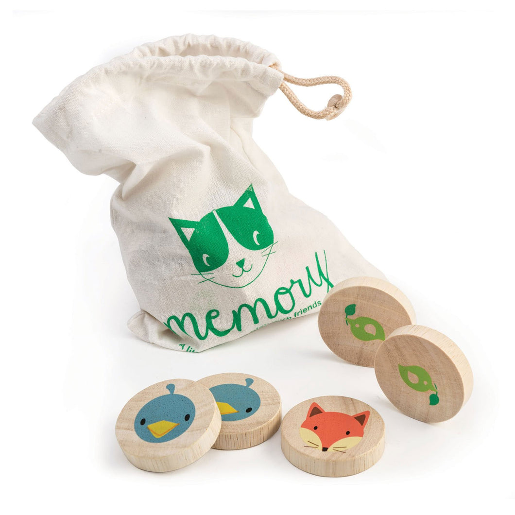 Clever Cat Memory Game - Ellie and Piper