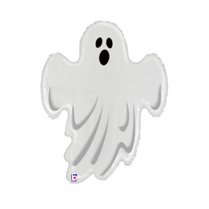 Transparent Spooky Ghost Shaped Balloon - Ellie and Piper