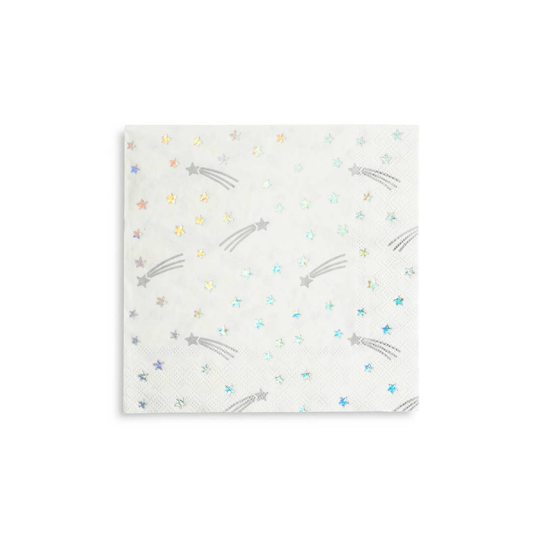 Cosmic Shooting Star Napkins