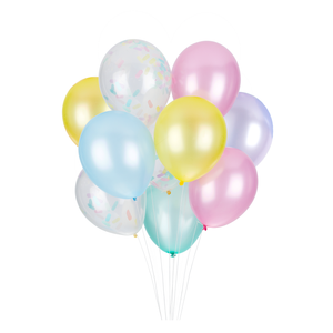 Cupcake Classic Balloons