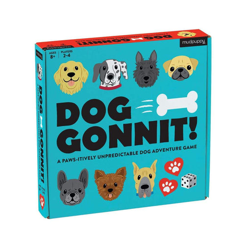 Dog-Gonnit! Board Game - Ellie and Piper