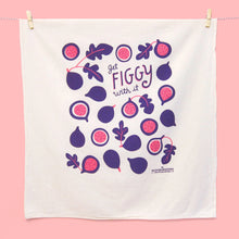 Figgy DIsh Towel - Ellie and Piper