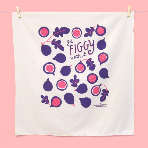 Figgy DIsh Towel