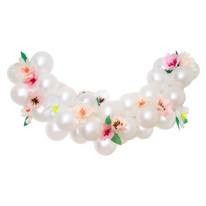 Floral Balloon Garland Kit - Ellie and Piper