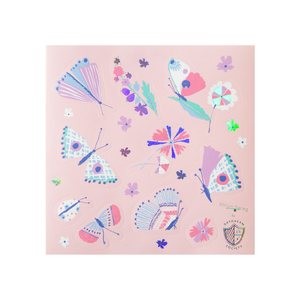 Flutter Butterfly Sticker Set (Pack of 4) - Ellie and Piper