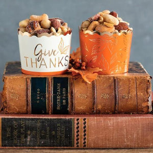 Give Thanks Food Cups (Set of 50) - Ellie and Piper