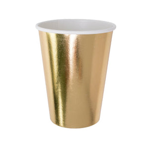 Party Cup - Gold Foil - Ellie and Piper