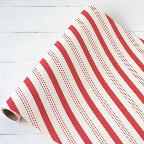 Candy Cane Stripe Table Runner