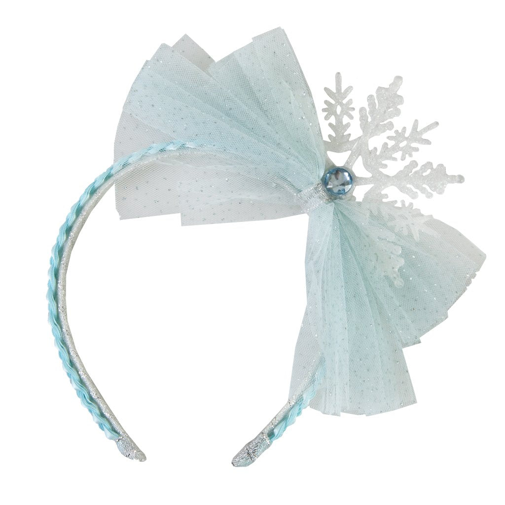 Icy Empress Headband - Ellie and Piper
