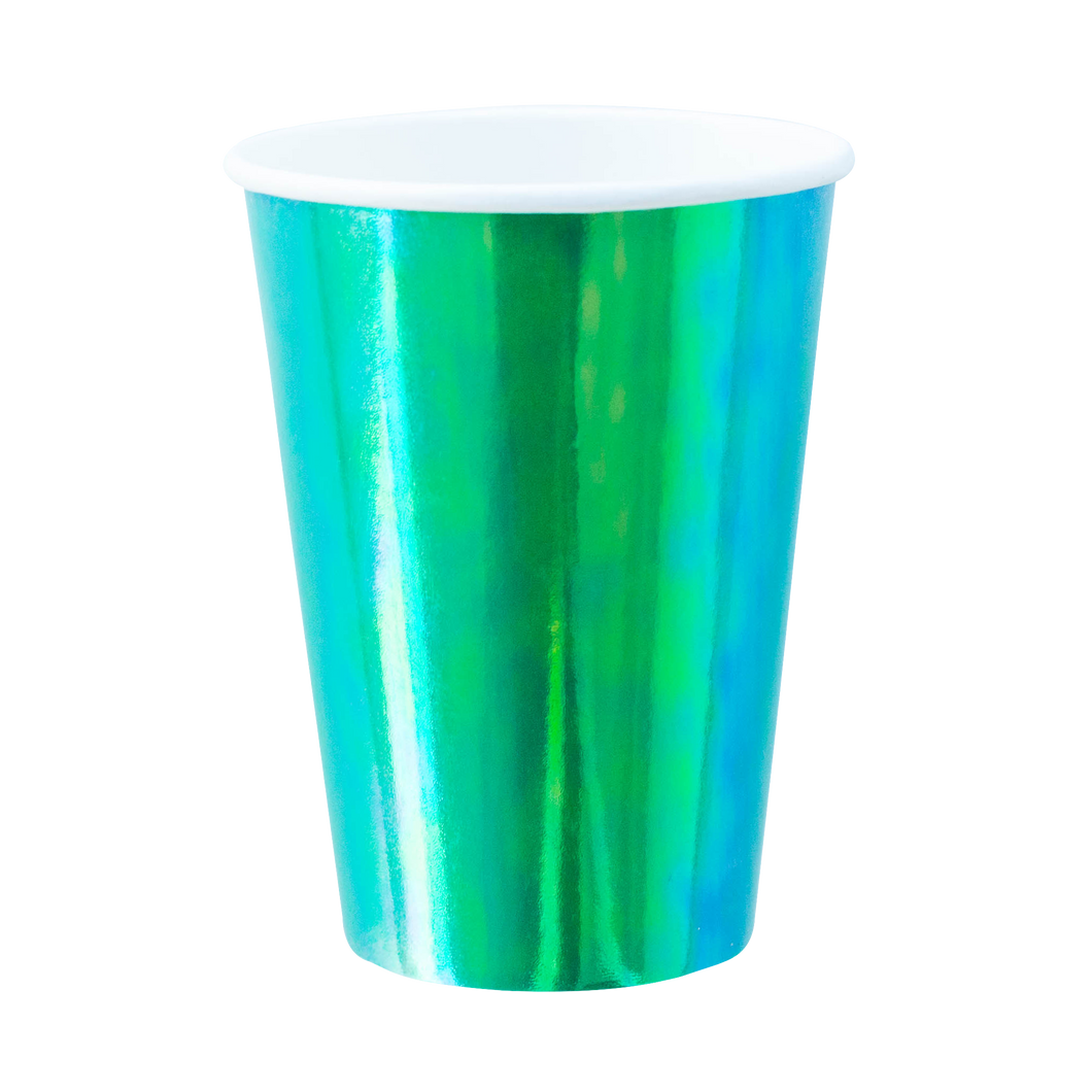 Party Cup - Emerald City Green - Ellie and Piper