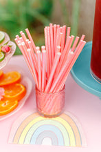 Foil Straws - Just Peachy Peach - Ellie and Piper