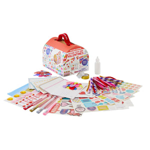 Design Your Own Valentines Craft Kit - Ellie and Piper