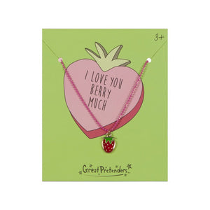 Love You Berry Much - Carded Gift Set - Ellie and Piper