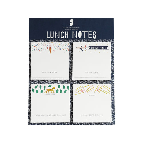 Lunch Box Notes Set