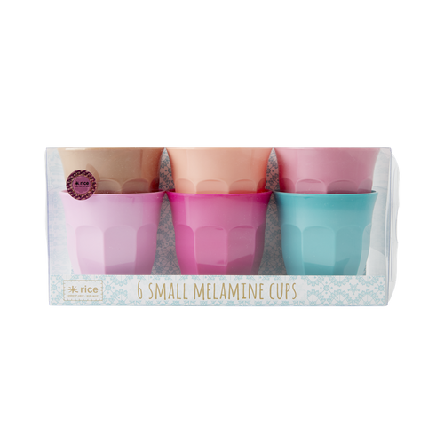 Small Melamine Cup Set - Ellie and Piper
