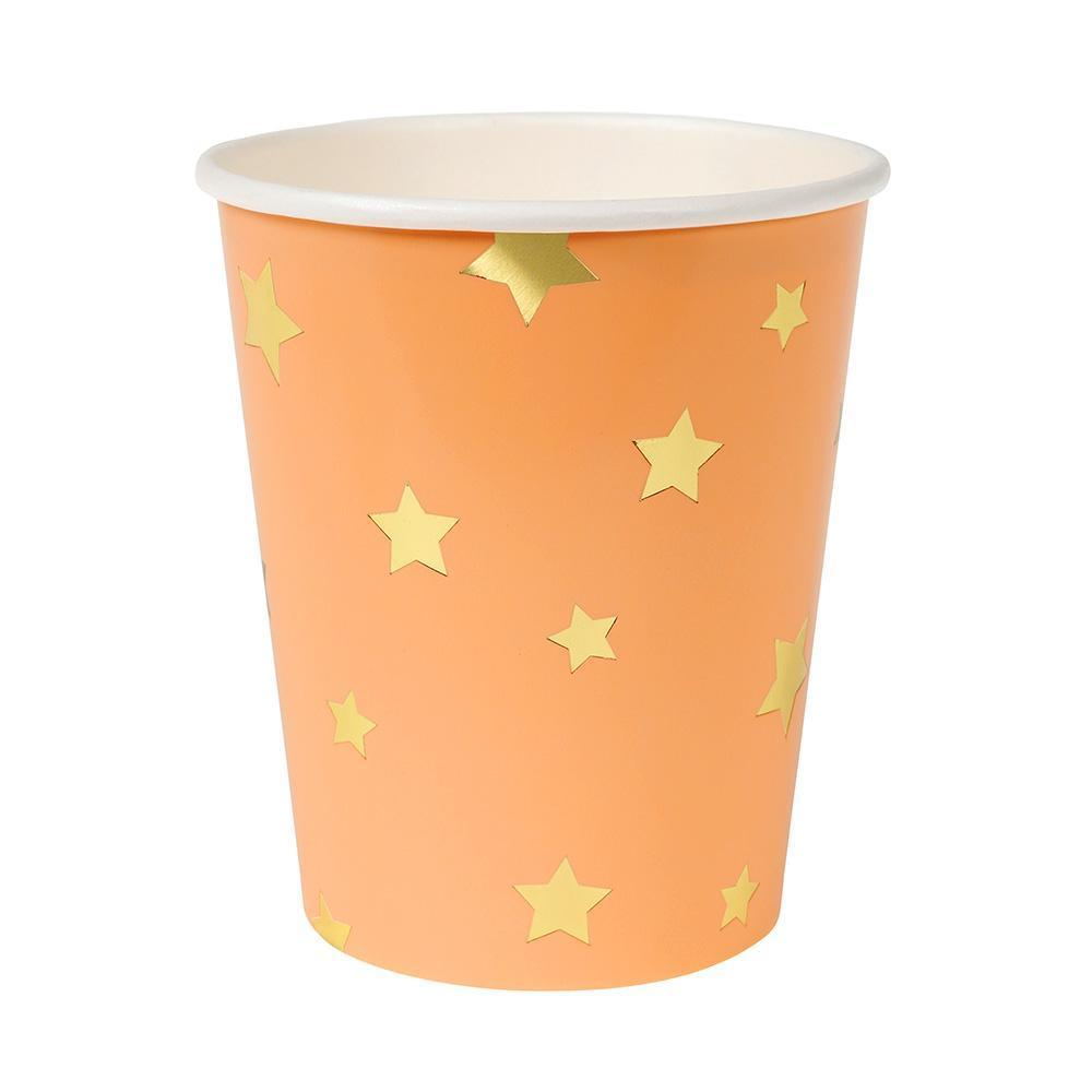 Jazzy Star Cups - Ellie and Piper Party Boutique