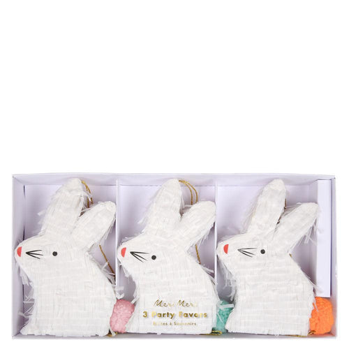 Bunny Piñata Favors - Ellie and Piper