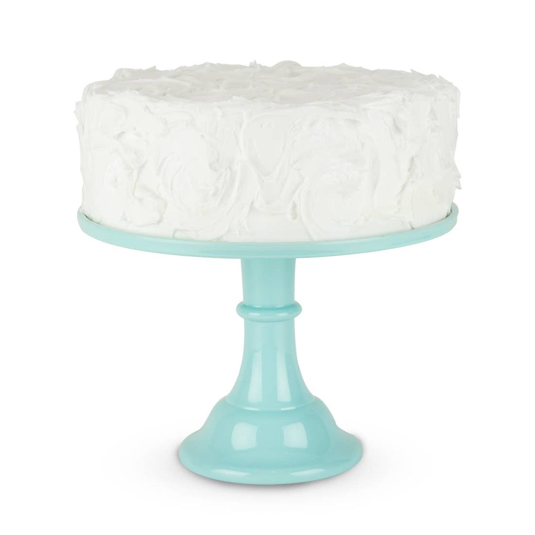 Mint Green Melamine Cake Stand - Ellie and Piper