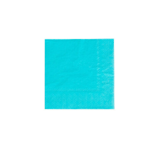 Sky Blue Cocktail Napkins - Ellie and Piper