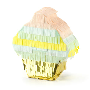 Cupcake Mini Pinata - Ellie and Piper