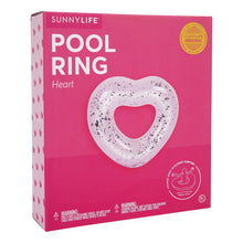 Heart Shaped Pool Ring - Ellie and Piper